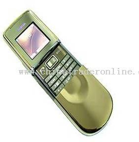 High Imitated Golden Nokia 8800