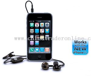 ipod or iphone earphone