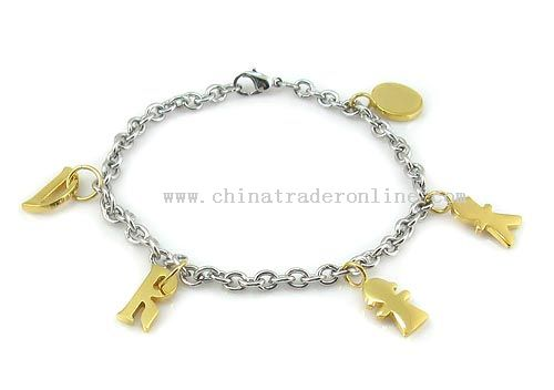 316L Stainless Steel Jewelry Bracelets