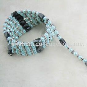 Magnetic Hematite Jewelry Wraps