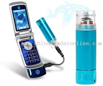 Emergency CellPhone Charger