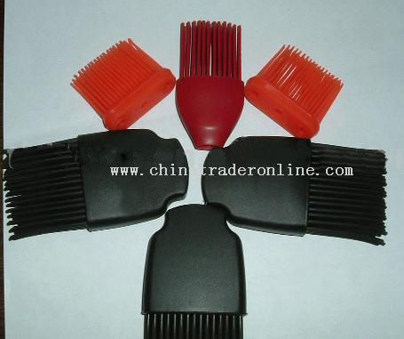 Silicone BBQ Brush from China