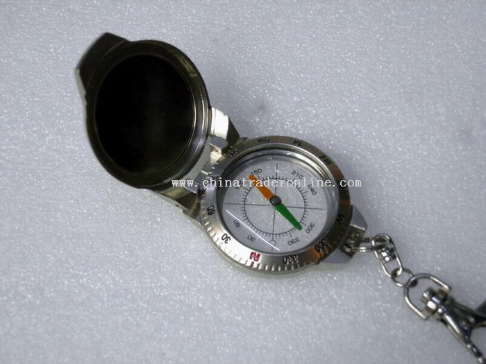 Zinc alloy Military Compass