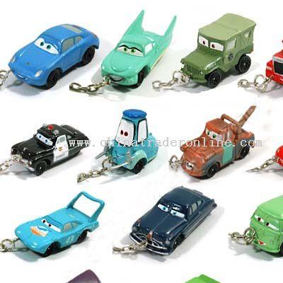 Cars Keychain Toys
