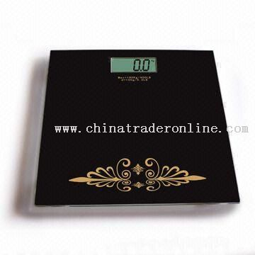 Health Electronic Scale with Low Power Indication