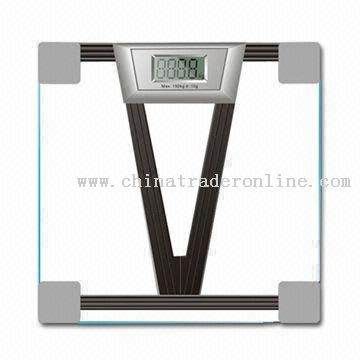 Health Scale with 25mm Thickness and 50 x 24mm LCD Size