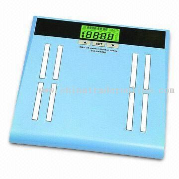PC Health Management Scale with Perpetual Calendar and Alarm Clock