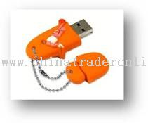 Sports serial USB Flash Drive
