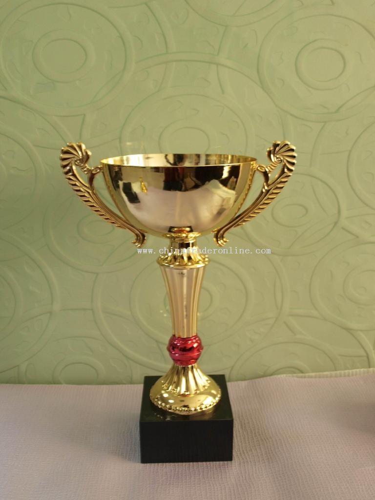 metal teophy cup