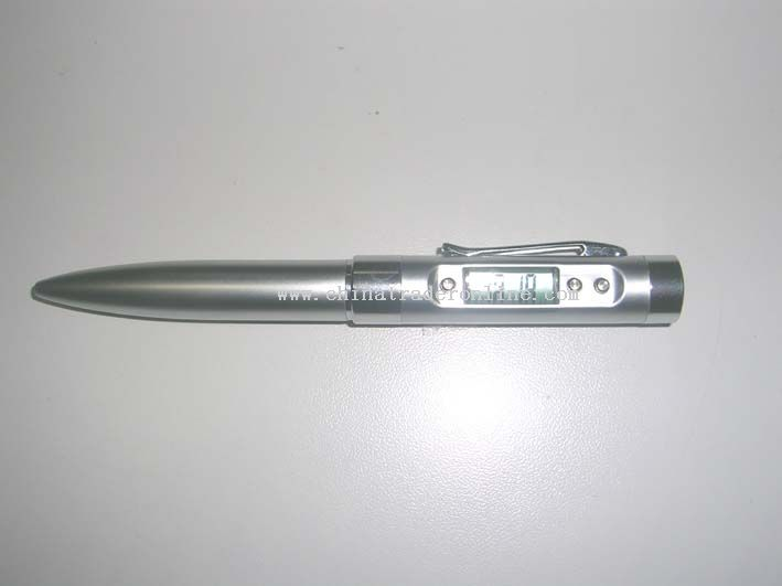 clock pen
