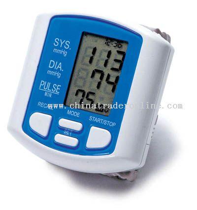 Auto Blood Pressure Monitor