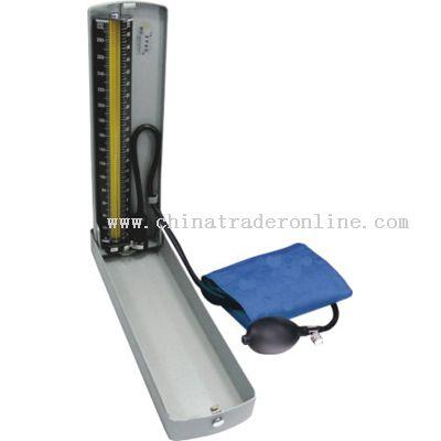 mercury sphygmomanometer. mercury sphygmomanometer