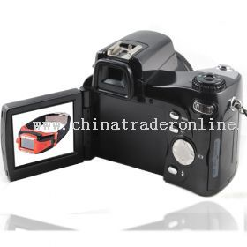 12.0MP Digital Camera with 2.4-Inch TFT LCD