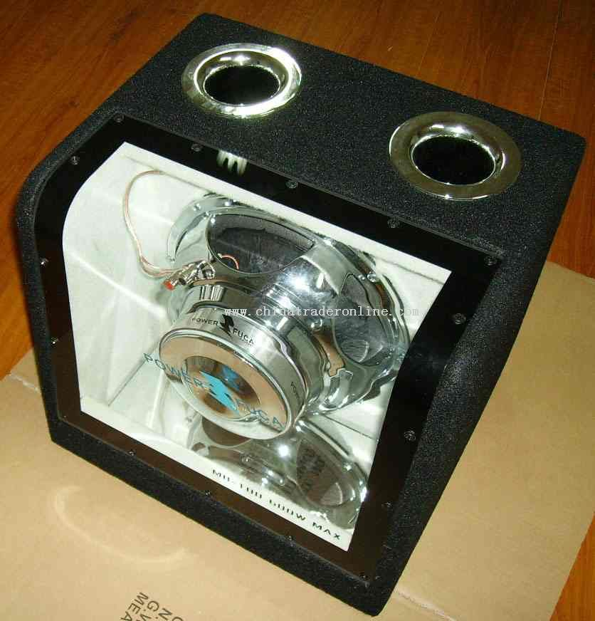 Car Speaker Box