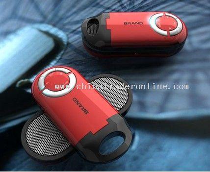 iPod 3G Shuffle Speaker