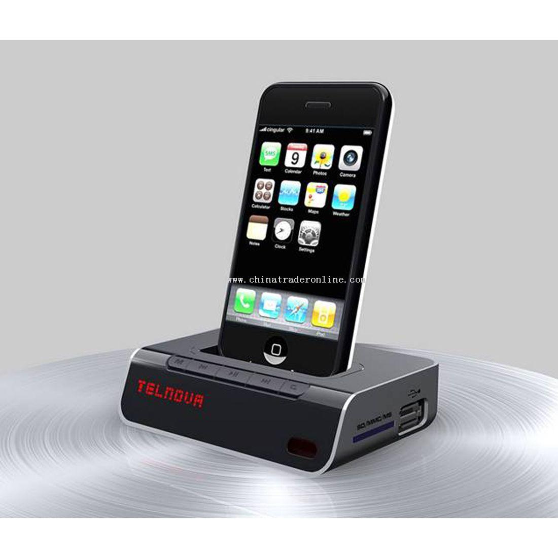 iPod HD AV Docking Speaker