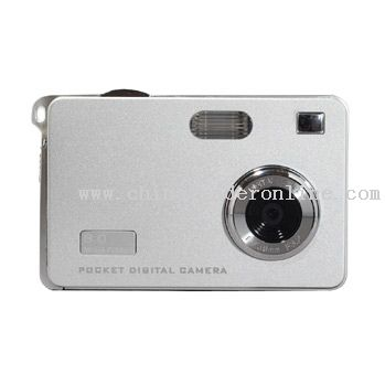 3. 1 Mega Pixels Digital and PC Camera in One from China