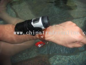 Waterproof Action Helmet Camera from China