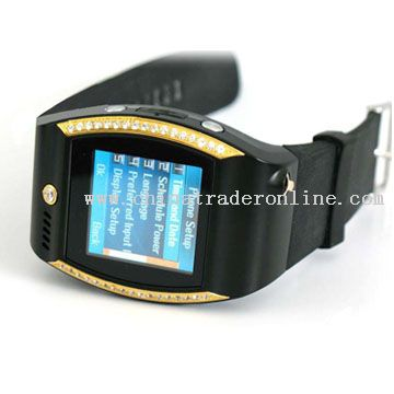 Bluetooth Watch Mobile Phone