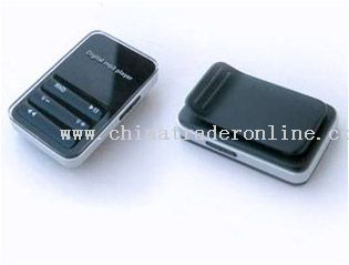 MP3 Players with clip