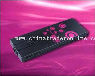 MP3 Player card