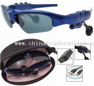 Sunglasses MP3 Player+Bluetooth+FM