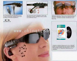 Sunglasses MP3 Players