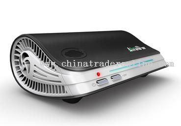 Deluxe HEPA-PCO Germicidal Desktop/Car Air Purifier from China