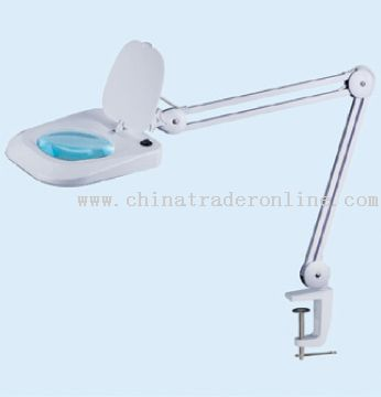 6 inch magnifier lamp