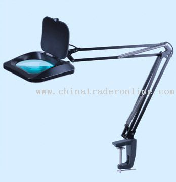 7.5 inch magnifier lamp from China