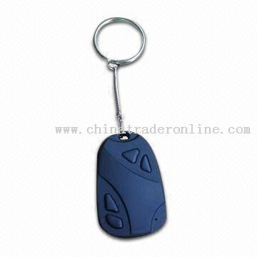 Mini Car Key DVR with 8GB Memory
