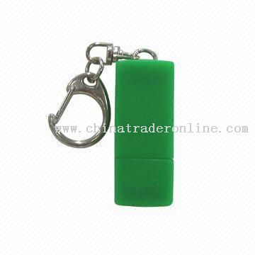 USB Flash Drive with Plug-and-play Function and Write / Delete Protection Switch from China