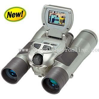 5.0 MP Digital Camera Binocular