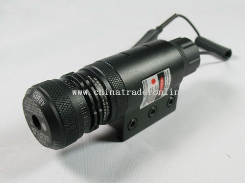 Laser Riflescope
