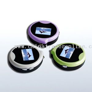 1.1-inch LCD digital photo viewer