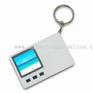 1.5 inch LCD Digital photo keychain