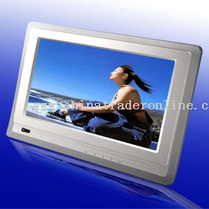 8 inch multi media digital photo frame from China