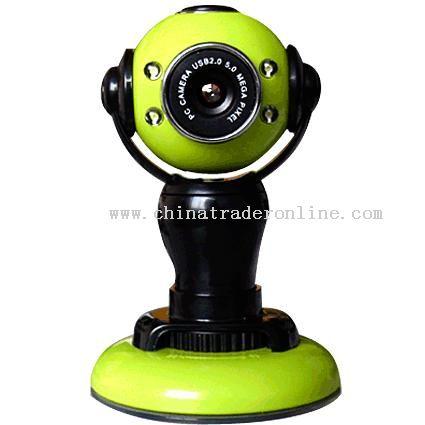 Driverless Web Camera