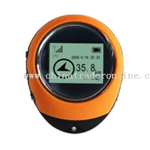 Mini GPS guider