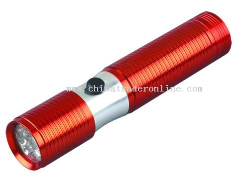 Aluminum Alloy led flashlight