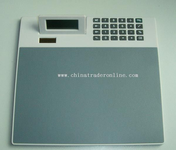 Calculator Mouse Pad from China