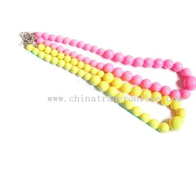 Acryl Jewelry