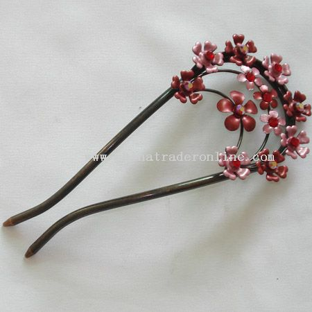 Costume Jewelry Hair Barrette