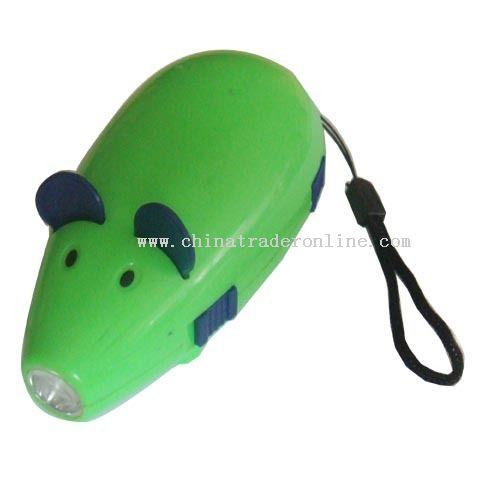 Dynamo Mouse Flashlight