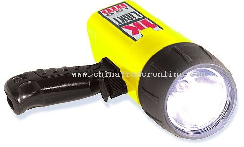 HID Diving Light