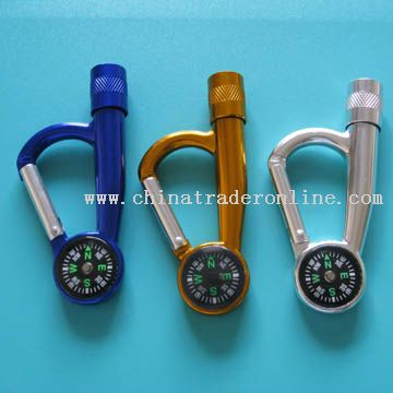 LED Carabiner Torch