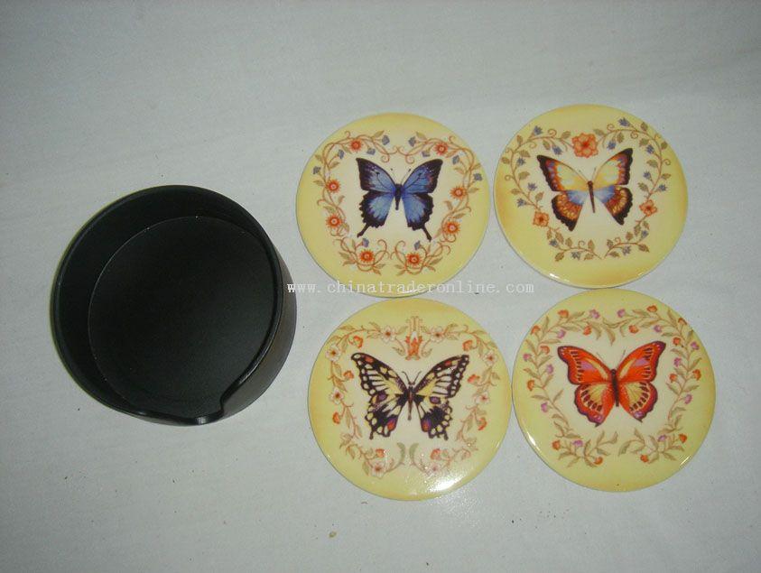 Ceramic Cup Coaster