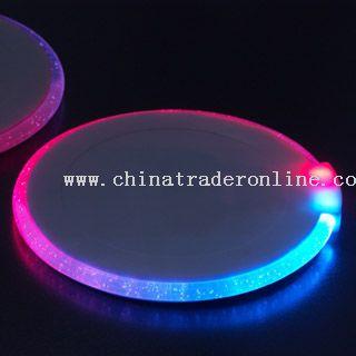 LED Flashing Light Up Coaster for Bar