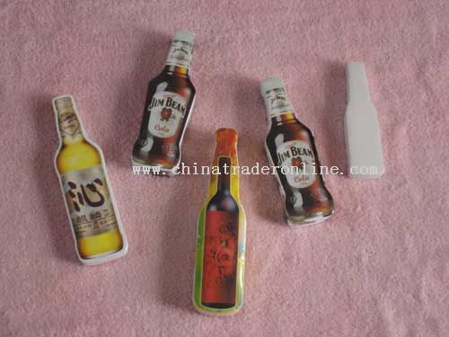 Bottle Shape Compressed Towel