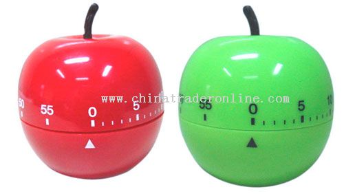 mechanical apple timer